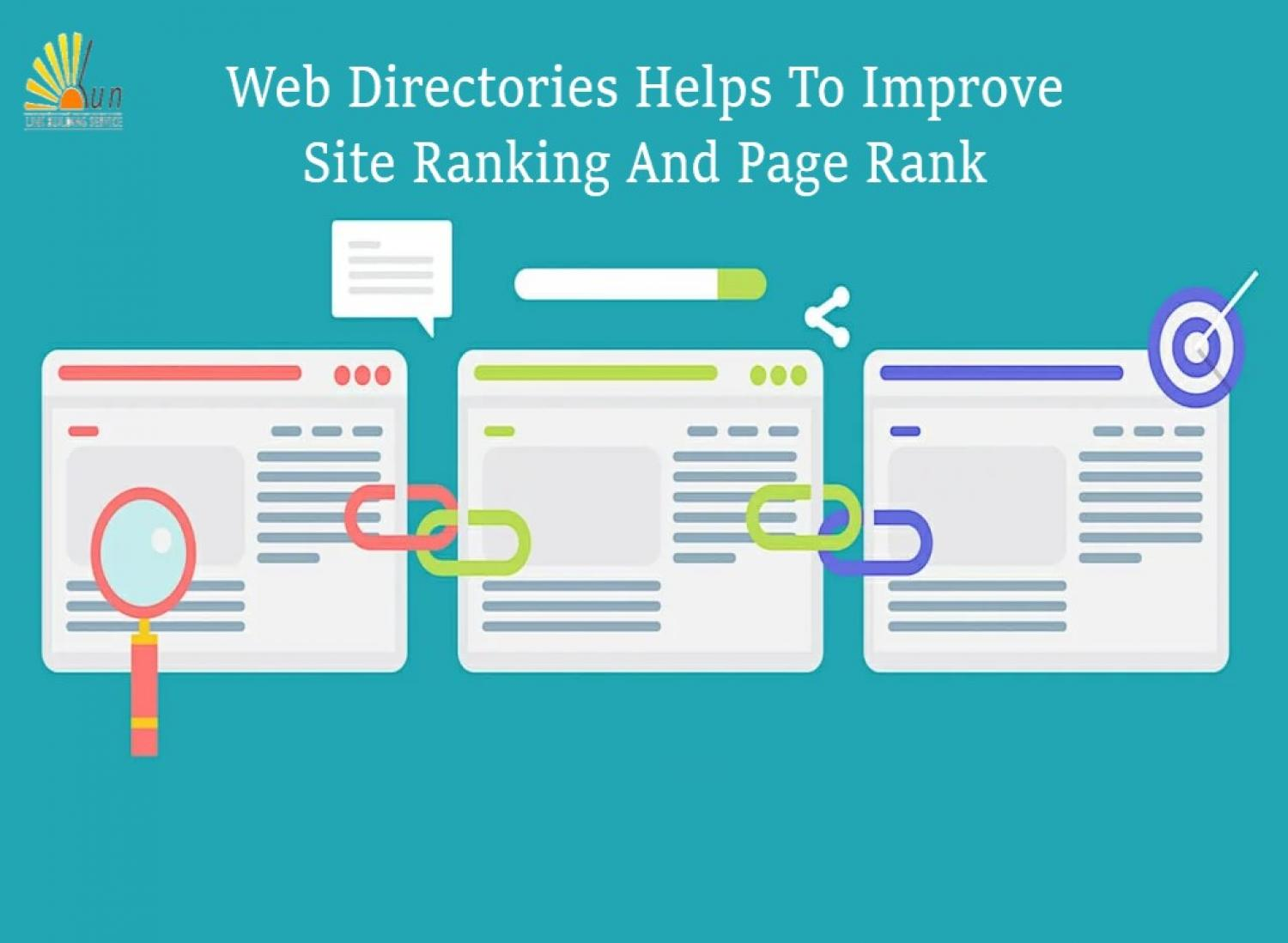 Web Directories Helps To Improve Site Ranking And Page Rank