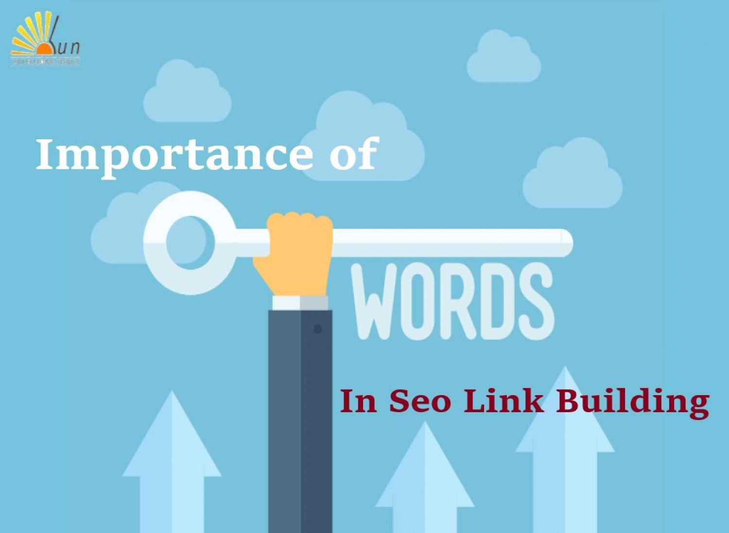 Importance of Keywords In SEO Link Building