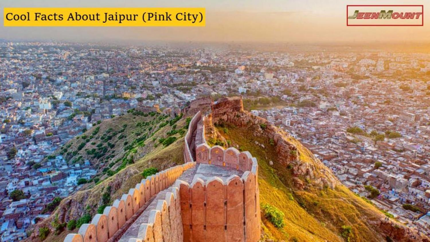 Cool Facts about the Jaipur