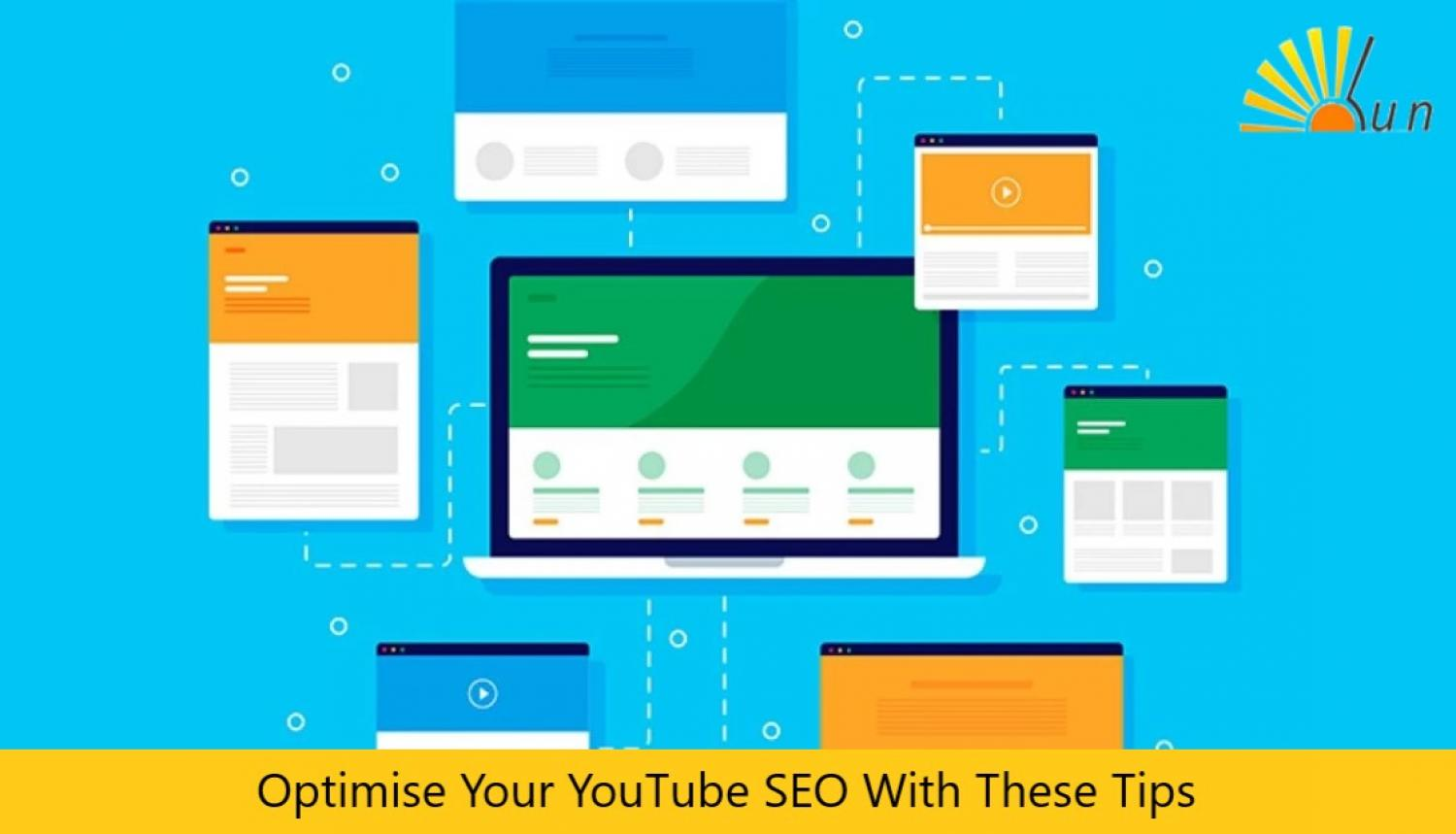 Optimise Your YouTube SEO With These Tips