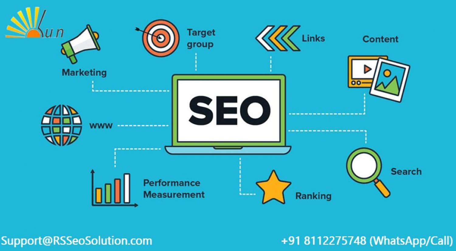 SEO Services Helps Websites to Get Top Search Engine Rankings