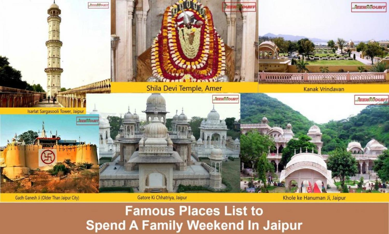How To Spend A Family Weekend In Jaipur, Rajasthan