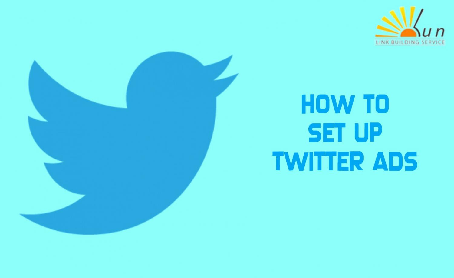 How to Set Up Twitter Ads