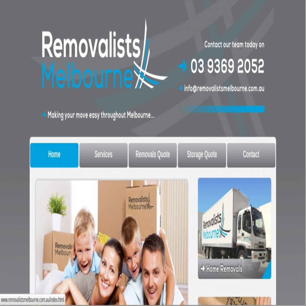 SEO Portfolio for Removalists Melbourne
